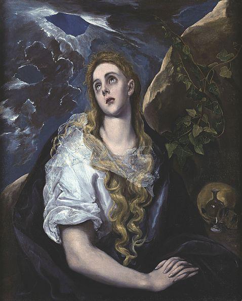File:Wga El Greco Mary Magdalen in Penitence.jpg