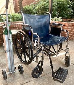Wheelchair and oxygen tank.jpg