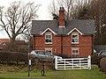 White Gate at Riby Grove Farm - geograph.org.uk - 1123830.jpg