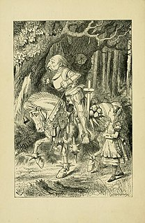 "White Knight (<i>Through the Looking-Glass)</i> fictional character in ""Through the Looking-Glass"" by Lewis Carroll"