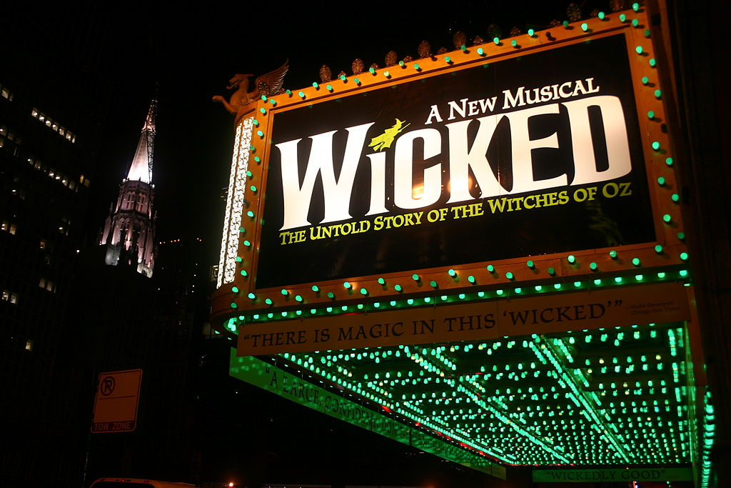 Wicked The Musical On Tour