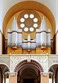 Wien - Mexikokirche, Orgel.JPG