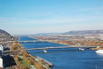 Jak dojechać komunikacją do Floridsdorfer Brücke - O miejscu docelowym
