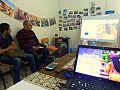 Wiki Loves Africa WorkShop at Oran,Algeria (1).jpg