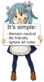 Wikipe-tan trifecta sign friendly.png