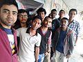 Wikipedia's 16th Birthday Celebration in Sylhet - 1.jpg