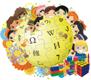 Children's Day - Wikipedia logo for Children's Day