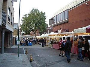 Willesden - Willesden French Market