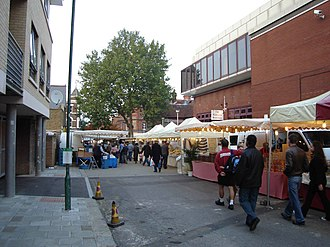 Willesden - Willesden French Market