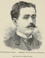 William Bliss Baker - engraving from Harper's Weekly 1886 by Harper and Brothers.png