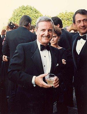 The Wizard of Evergreen Terrace - William Daniels guest starred as KITT, a character from Knight Rider, in the episode