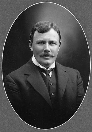 Otaki by-election, 1900 - Image: William Hughes Field
