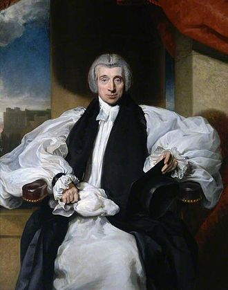 Durham University - William van Mildert, Bishop of Durham and one of the founders of the university