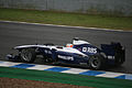WilliamsF1 Nico Hulkenberg 2010 Jerez test.jpg