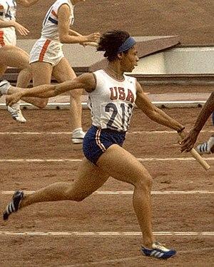 Willye White - Willye White at the 1964 Olympics