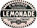Wimmer's Lemonade label (6808507508).jpg