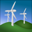 Icon of Wind Turbines