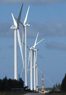 Østerild Wind Turbine Test Field