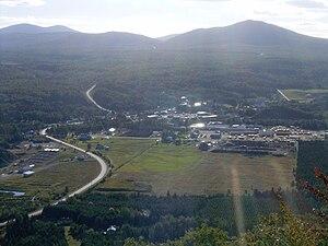 Saint-Augustin-de-Woburn - Image: Woburn Quebec