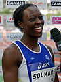 Women 100 m French Athletics Championships 2013 t162618.jpg