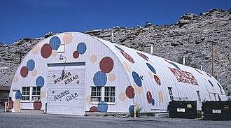 Rock Springs, Wyoming - Wonder Bread store in Rock Springs, 2004