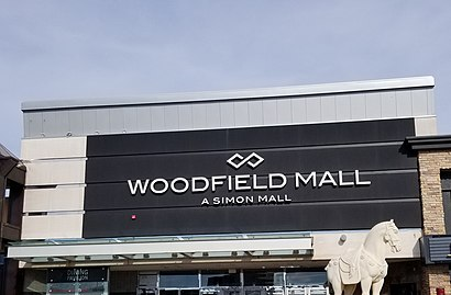 How to get to Woodfield Mall with public transit - About the place