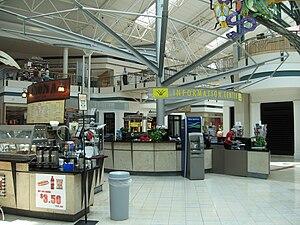 The Woodlands Mall - Information Desk