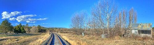 Woolbrook Railway