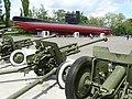 World War Two Materiel - Battery 411 Memorial - Odessa - Ukraine (26683549000).jpg