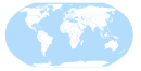 World map blank with blue sea.svg