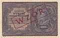 Wzór 1000 mkp sierpień 1919 typ II awers.jpg
