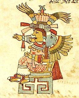 Xōchiquetzal Aztec godess
