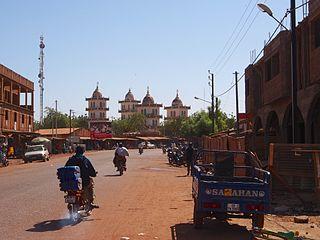 Yako, Burkina Faso Place in Nord Region, Burkina Faso