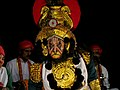 Yakshagana Performance at NINASAM (India Theatre Forum Stuyd Tour May 2013) (8764603974).jpg