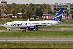 Yakutia Airlines, VP-BEP, Boeing 737-8Q8 (36970165214).jpg