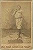 Yank Robinson, St. Louis Browns, baseball card portrait LCCN2007683775.jpg