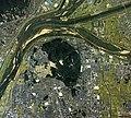 Yawata city Kyoto Prefecture center area Aerial photograph.1987.jpg