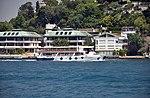 Yeni Marmara ferry on the Bosphorus in Istanbul, Turkey 001.jpg