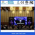 Yestech MG6 indoor P3.9 led screen use for ChangSha Urban experience pavilion meeting.jpg
