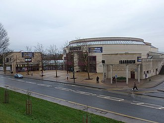 Barbican Centre, York - Image: York the Barbican Centre reopened (geograph 2739902)