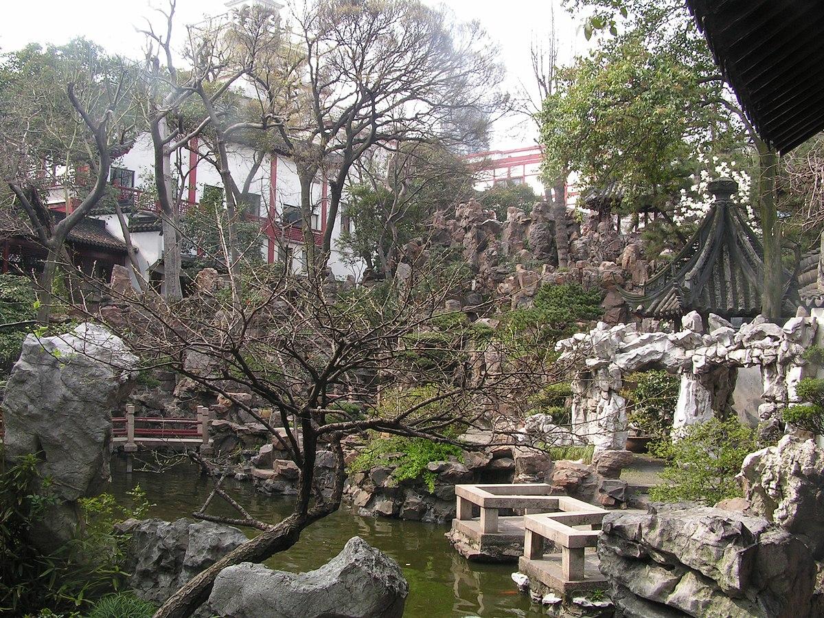 Txinatar lorategi wikipedia entziklopedia askea for El jardin de l abadessa