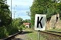 Zákolany, značka před nádražím II.jpg