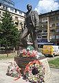 Zahir Pajaziti monument in Pristina 001.jpg