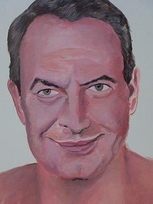 Zapatero retrato