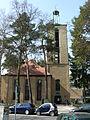 Zehlendorf Onkel-Tom-Straße Ernst-Moritz-Arndt-Kirche.JPG
