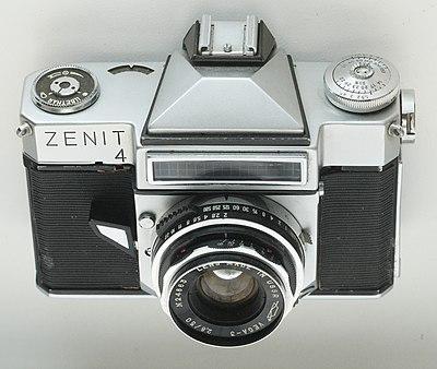 Zenit Fotoapparatura Wikiwand