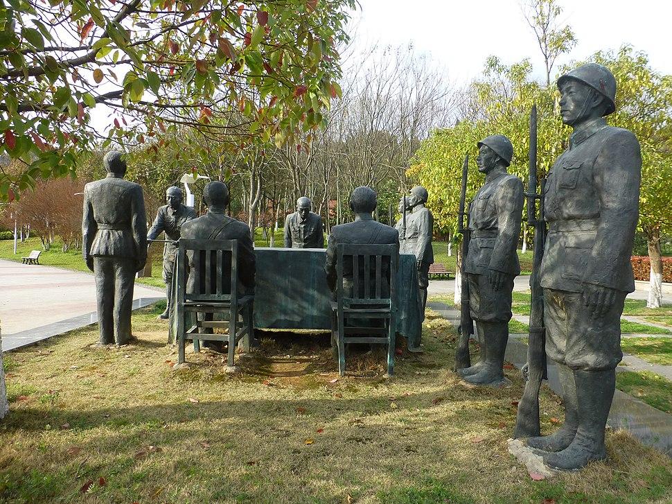 Zhongshan Warship Tourist Area - Victory memorial - P1540113