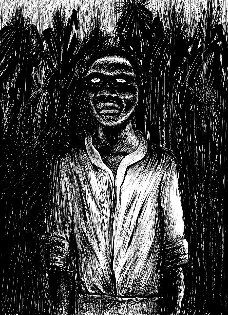 Zombie haiti ill artlibre jnl