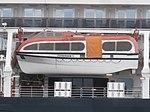 Zuiderdam Lifeboat 14 Port of Tallinn 29 June 2018.jpg