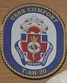 """CURARE AEGRA PERMARINUM"" ""T-AH-20"" detail, from- USNS Comfort tour 150406-A-BK746-021 (cropped).jpg"